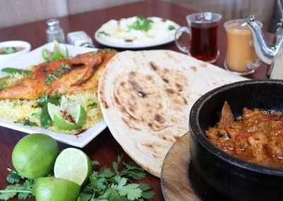 Shibam Restaurant Set