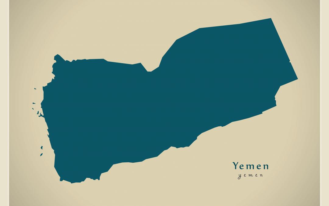 shape of Yemen