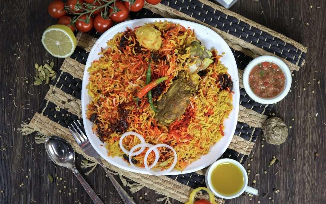Zurbian: A Festive Yemeni Dish