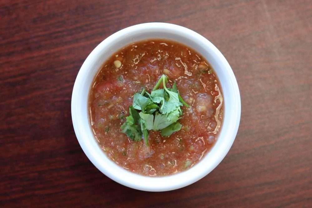 Shibam Restaurant Soup